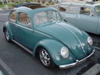 Eric's 57 beetle