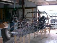 Starting with the frame