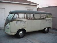 1955 Standard Kombi!
