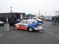 Clyde Berg drag bug at Drag day 2005