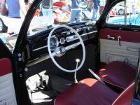 Restored Beetle interior