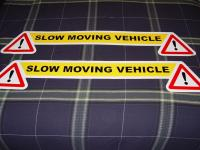 slow moving vehicle magnet for forum