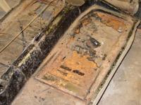 Left pan on my '61