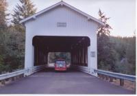 57 deluxe on dorena bridge