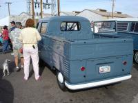 Restored Binz Double Cab