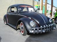 Flat Black accessorized Beetle