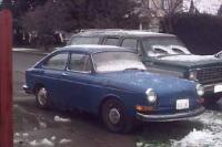 1972 Fastback