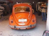 My Bug 1974 - Restauration