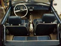 Perfect Ghia Interior