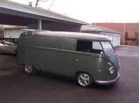 1957 Panelvan
