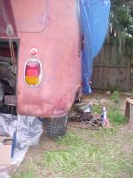 66t2 deluxe westy coming along