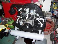 59 Cognac Coupe engine