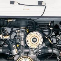 Brazilian Kombi engine