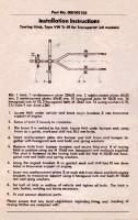 Tow hitch Installation Instructions