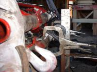 Set angle for welding 2