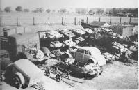 Kubelwagen Junkyard After the War