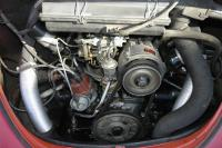Engine Compartment as of 11/18/05 - 1974 Standard Beetle