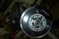 Porsche Turbo Brakes