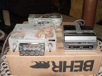 Becker Europa TR Stereo and Cassette deck