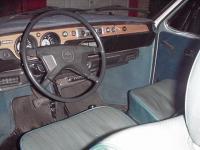 '73 412 Inst panel