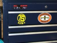 TS Sticker