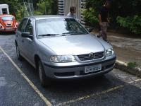 VW Brazilian GOL GIII
