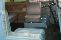Swivel Seat Bus