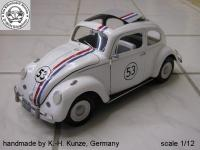 Herbie the love bug toys