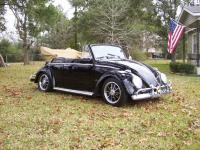 62' Texas convertible