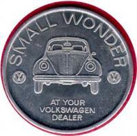 promo VW coin