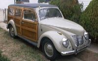 60s bug woody