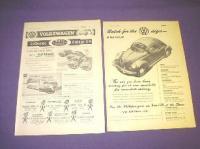 VW ads