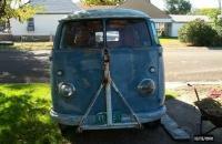 1958 Walk-thru Panelvan