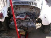 Subaru Ea82 in baja