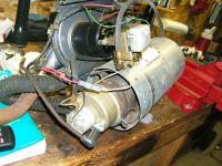 6v Stewart Warner heater