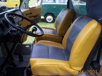 Goldie- 71 bus/seats
