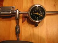 VDO Kienzle Rear View Mirror Clock