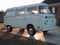 1973 Westfalia Front Passenger