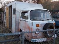 """sunchaser""  Warner bros. movie camper!"
