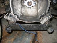 busted trans mounts
