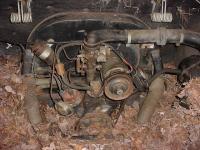 sad motor in a '59
