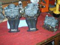 Race Trim manifolds with matching Zeniths