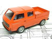 T3 crewcab scalemodel 1/43