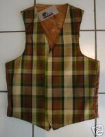 Brown Westy Camping Clot Vest