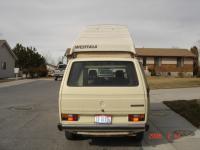 1980 VW Vanagon Westfalia