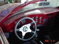 1966 Ghia Convertible daily driver
