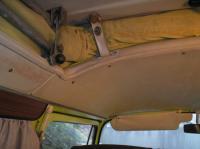 Westfalia wooden headliner, 74