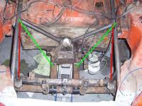 beam bracing