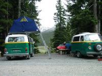 Proper Camping gear