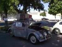His 1960 original paint european beetle